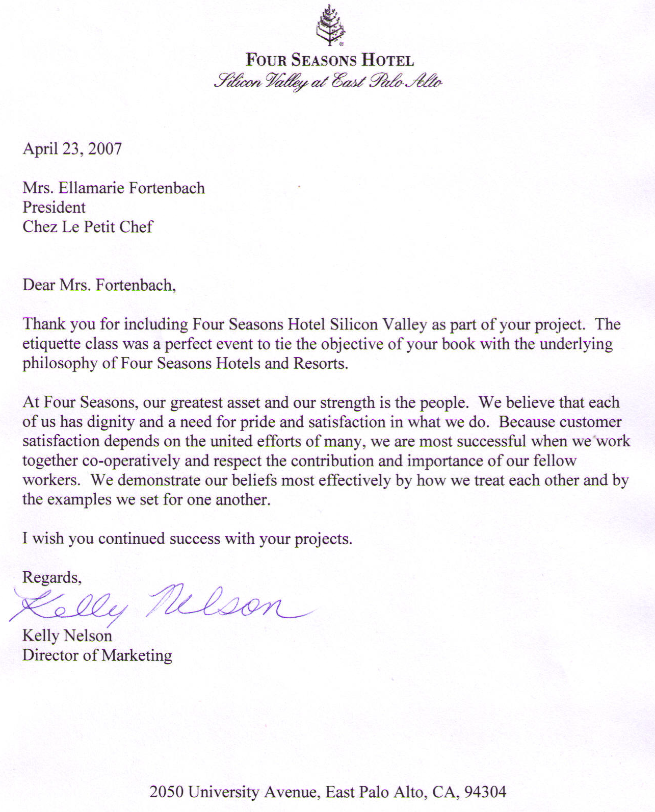 four-seasons-support-letter